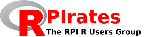 RPIrates: The RPI R Users Group